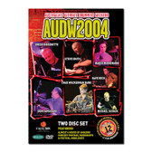 12th AUDW(Aust Ultimate Drummers Weekend)  DOUBLE DVD