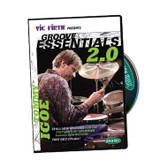 Groove Essentials 2.0 - Tommy Igoe DVD