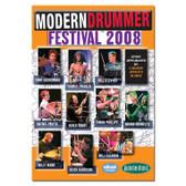 Modern Drummer Festival 2008 - 4 DVD DISC SET