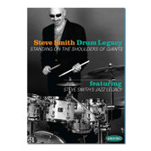 Steve Smith Drum Legacy - Standing on the Shoulders of Giants    DOUBLE DVD + CD
