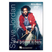 The Groove Is Here - Steve Jordan DVD