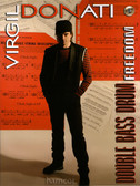 Virgil Donati - Double Bass Drum Freedom (Book & CD)