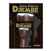 Getting Started on Djembe - Michael Wimberly  ( Book & DVD)