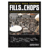 Ultimate Drum Lessons: Fills & Chops - hosted by Chris Coleman (DVD)