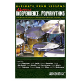 Ultimate Drum Lessons: Advanced Independence & Polyrhythms (DVD)
