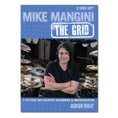 Mike Mangini: The Grid (2 DVD Set)