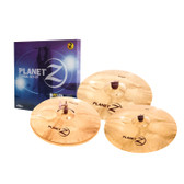 "Zildjian Planet Z Pack (14""Hats, 16"" Crash, 20"" Ride)"