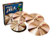 "Paiste PST7 Session Cymbal Pack (14"", 16"", 20"" + BONUS 18"")"