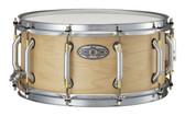 """Pearl 14 x 6.5"""" Sensitone Premium 'Maple' Snare Drum"""