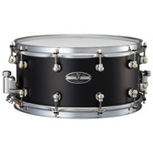 "Pearl 14 x 6.5"" Hybrid Exotic 'Cast Aluminium' Snare Drum - 1 ONLY"