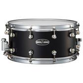 """Pearl 14 x 6.5"""" Hybrid Exotic 'Cast Aluminium' Snare Drum"""