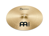 "Meinl 19"" Byzance Traditional Medium Thin Crash"