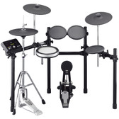 Yamaha DTX532K Electronic Kit with Pedal + Stool + Headphones + Sticks