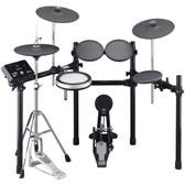 Yamaha DTX532K Electronic Kit with Pedal + Stool + Headphones + Sticks