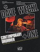 Dave Weckl - Contemporary Drummer + One (Book & CD)