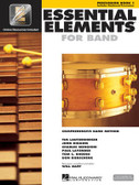 Essential Elements for Band - Book 1 (Book & CD)