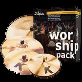 """Zildjian Worship Cymbal Pack (14"""", 16"""", 18"""", 20"""")"""
