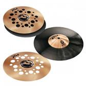 "Paiste PST X DJ's 45 Cymbal Pack (12"", 12"", 12"")"
