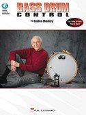 Colin Bailey - Bass Drum Control - Revised (Book + CD)
