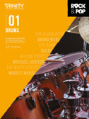 Trinity Rock & Pop Drums - Grade 1