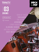 Trinity Rock & Pop Drums - Grade 3