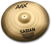 """Sabian 16"""" AAX Dark Crash"""