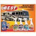 Stromberg Carlson - Cleaner Starter Kit, 5 Piece Part# 13-0483 99001