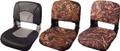 Tempress - All-Weather High-Back Seat, Sahara Shell, Mossy Oak Shadowgrass, Cloth Cushion - 45612