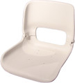 Tempress - All-Weather Low-Back Seat Shell w/T-Nuts, Black - 45045