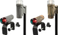 Attwood - Deck Mount LED Light Kit, Telescoping, Gray - 14192-7