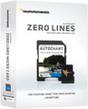 LakeMaster - AutoChart Zero Lines Map Card - 600033-1