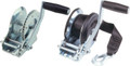 Fulton - Winch, 1500 lb, w/Strap, Hook & Cover - 142208