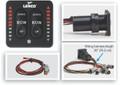 Lenco - LED Indicator Switch Kit Dual Actuator - 15171-001