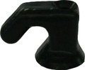 RigRite - Plastic Hooks, Black (4) - 1140