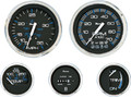 "Faria Beede Instruments - Multifunction, 4"" (Fuel, Oil PSI, Water Temp, Voltmeter) (33751)"