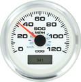 Sierra - GPS Speedometer, 120MPH (781-625-120P)