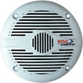"Boss Audio - 6.5"" 2-way Marine Speakers, Pair, White (MR60W)"