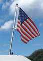 "Taylor Made - 48"" SS Pole, 36"" x 60"" Recommended Flag Size (907)"