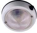 Perko  - Exterior Surface Mount Dome Light (1253DP2WHT)