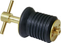 "Attwood - T-Handle Drain Plug, 1"" without Chain (7526A7)"