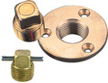 Perko  - Garboard Drain Plug Only, w/Pin (0742DP2)