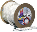 "Unicord - Anchor Line, TW, 1/2"" x 150', White (300549)"
