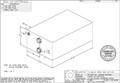 """Moeller Marine - 12 Gallon Waste Tank, 24.25""""L x 15.25""""W x 8.75""""H (WT1303-90)"""