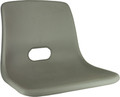 Springfield Marine - First Mate Seat Shell, Gray (1061014-S)