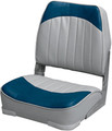 Wise - Plastic Seat, Grey/Charcoal (WD734PLS-664)