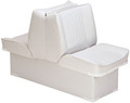 Wise - Deluxe Lounge, White/Red (8WD707P-1-925)