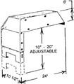 T-h Marine Supplies - Steering Console (SCM-2-DP)