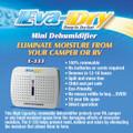 Eva-Dry Dehumidifier, Mini 03-0681 E-333