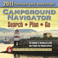 Trailer Life Books Campground Navigator DVD 03-1477 DCN11