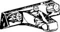 """Utopia Tub Faucet & Shower Kit, 8"""", Chrome 10-1441 20329R206"""